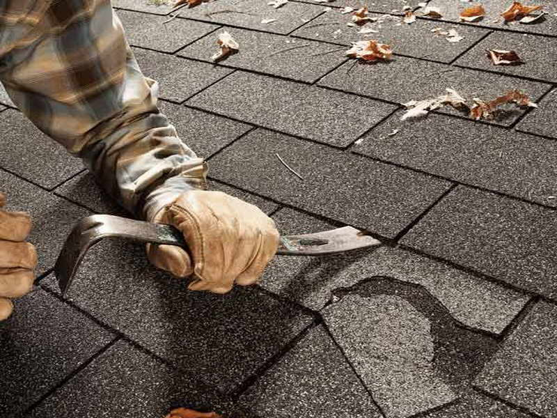 When to replace a roof  in Virginia Beach