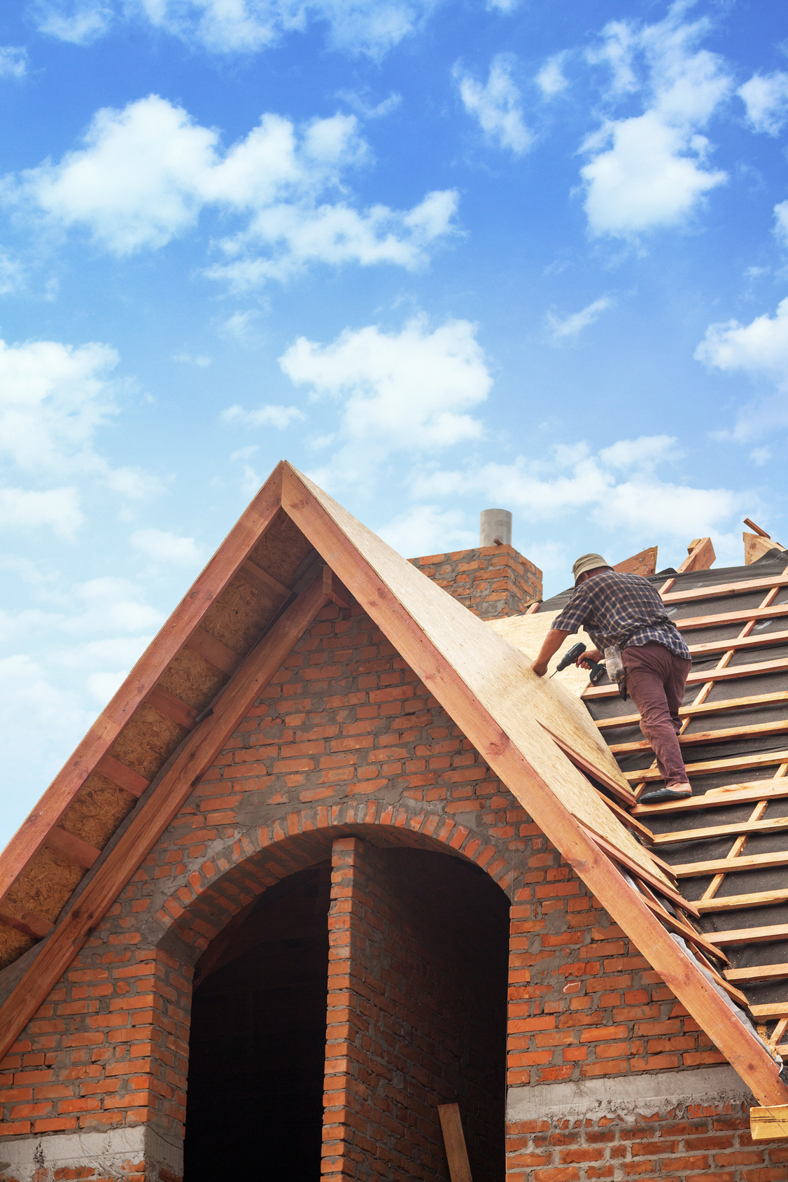 Roofing companies that finance