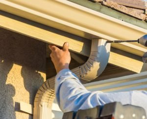Gutter protection for the mid atlantic region paramount builders for Mid atlantic gutters and exteriors